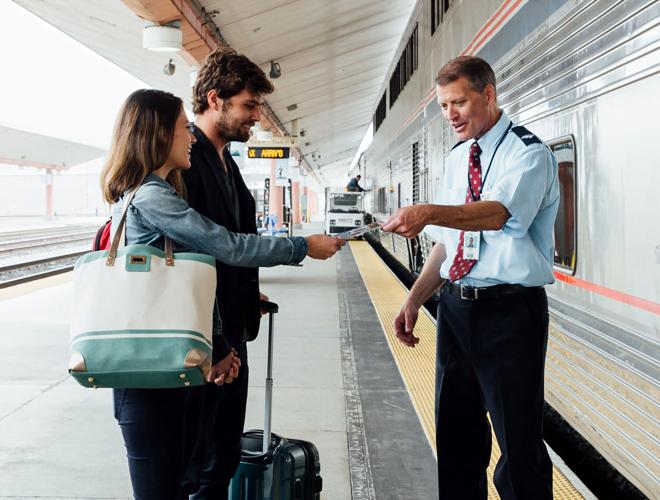 Amtrak Guest Rewards | Ways to Earn