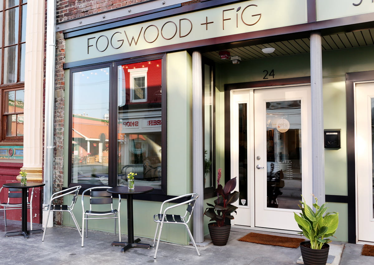 Fogwood+Fig in Port Jervis, NY. | Photography Courtesy of Fogwood+Fig