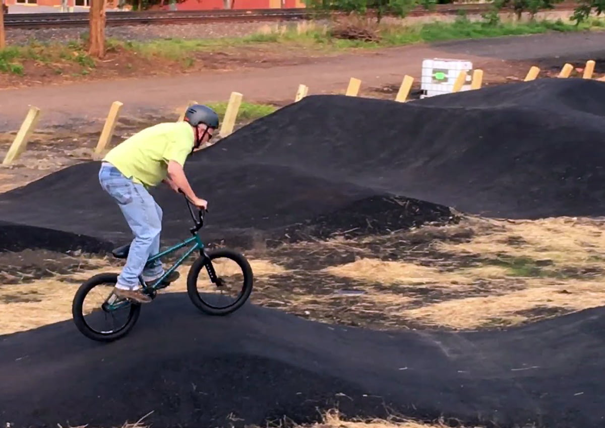 Port Jervis Pump Track | Photography Courtesy of Rob Whiting