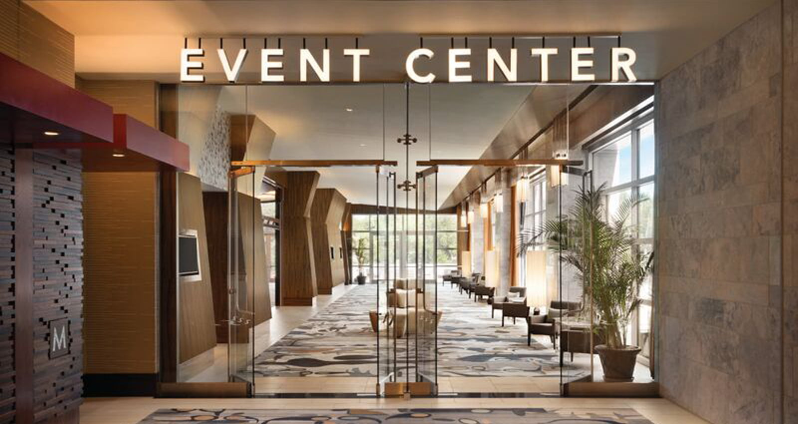 The Event Center at Rivers Casino & Resort. | Photo Courtesy of Rivers Casino & Resort