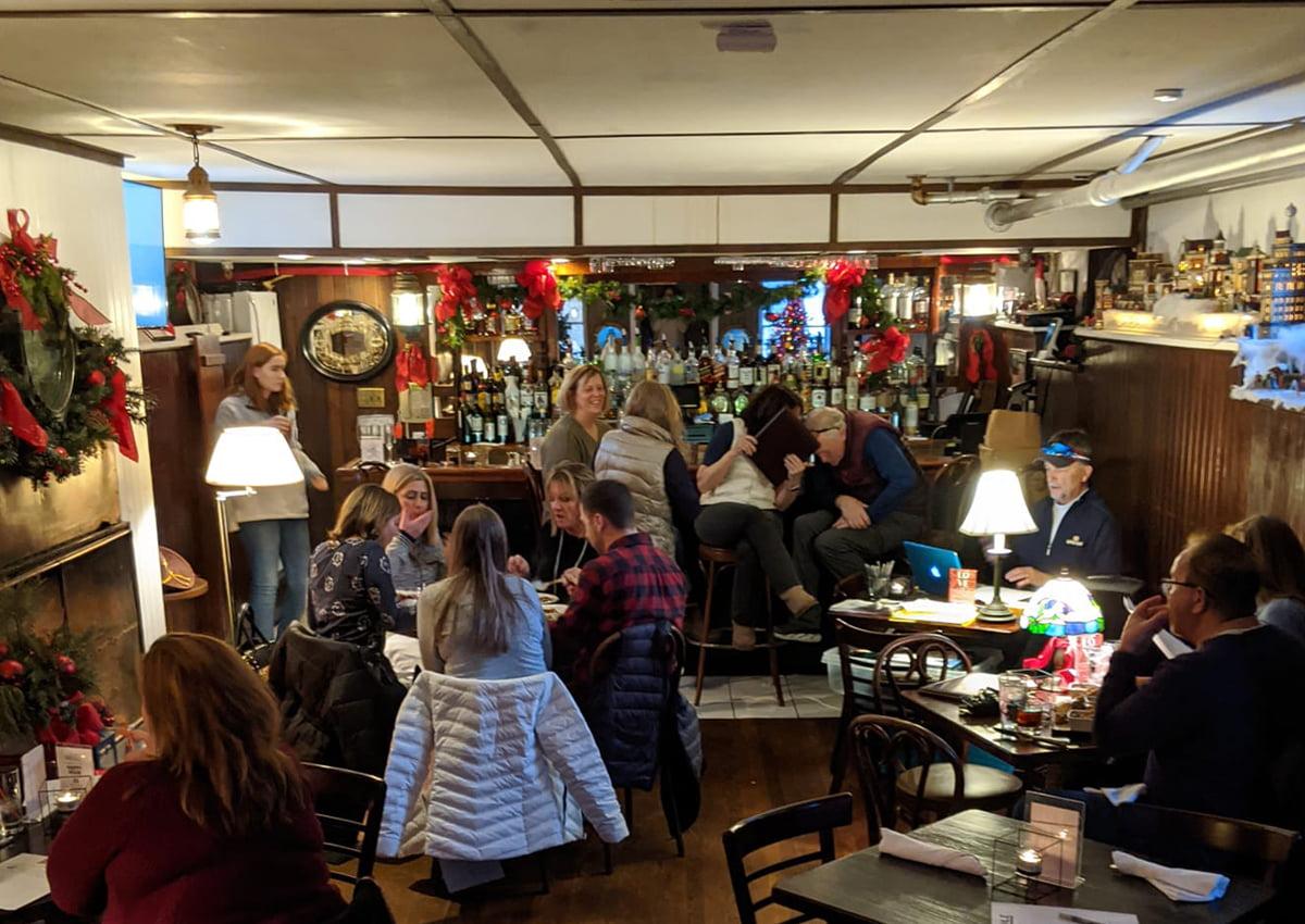 Trivia Night at the SS Beverley bar at LeChambord.   Photo Courtesy of LeChambord at Curry Estate