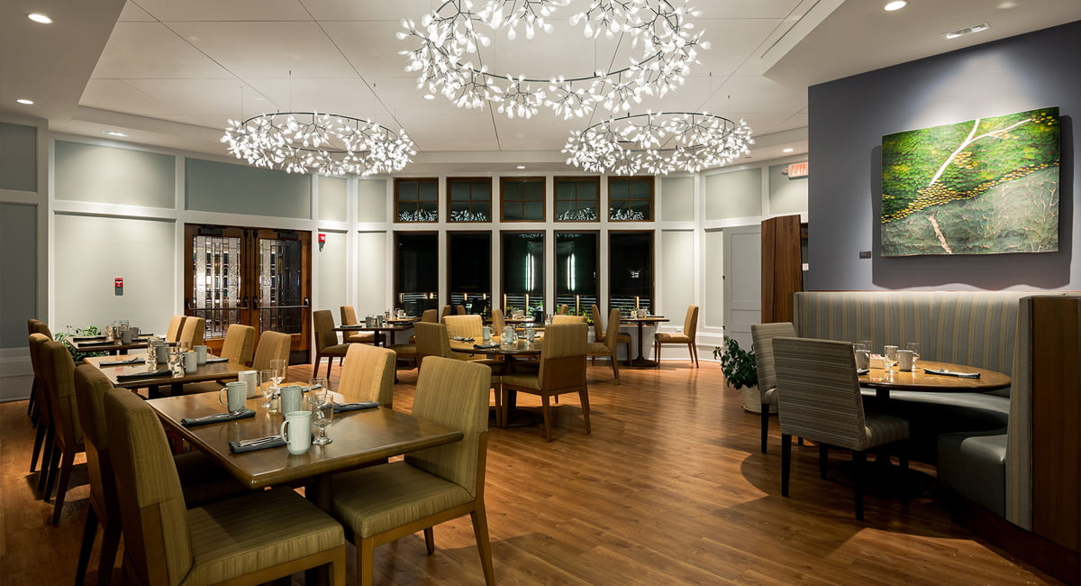 Emerson Resort & Spa | Woodnotes 1800