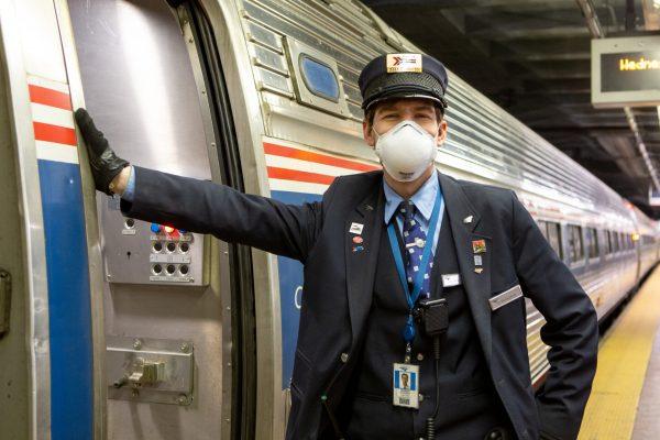 Traveling on Amtrak Amid COVID-19