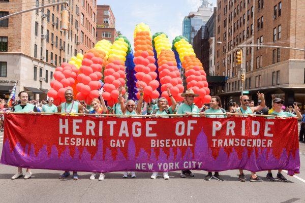 Virtual New York City Pride Celebration