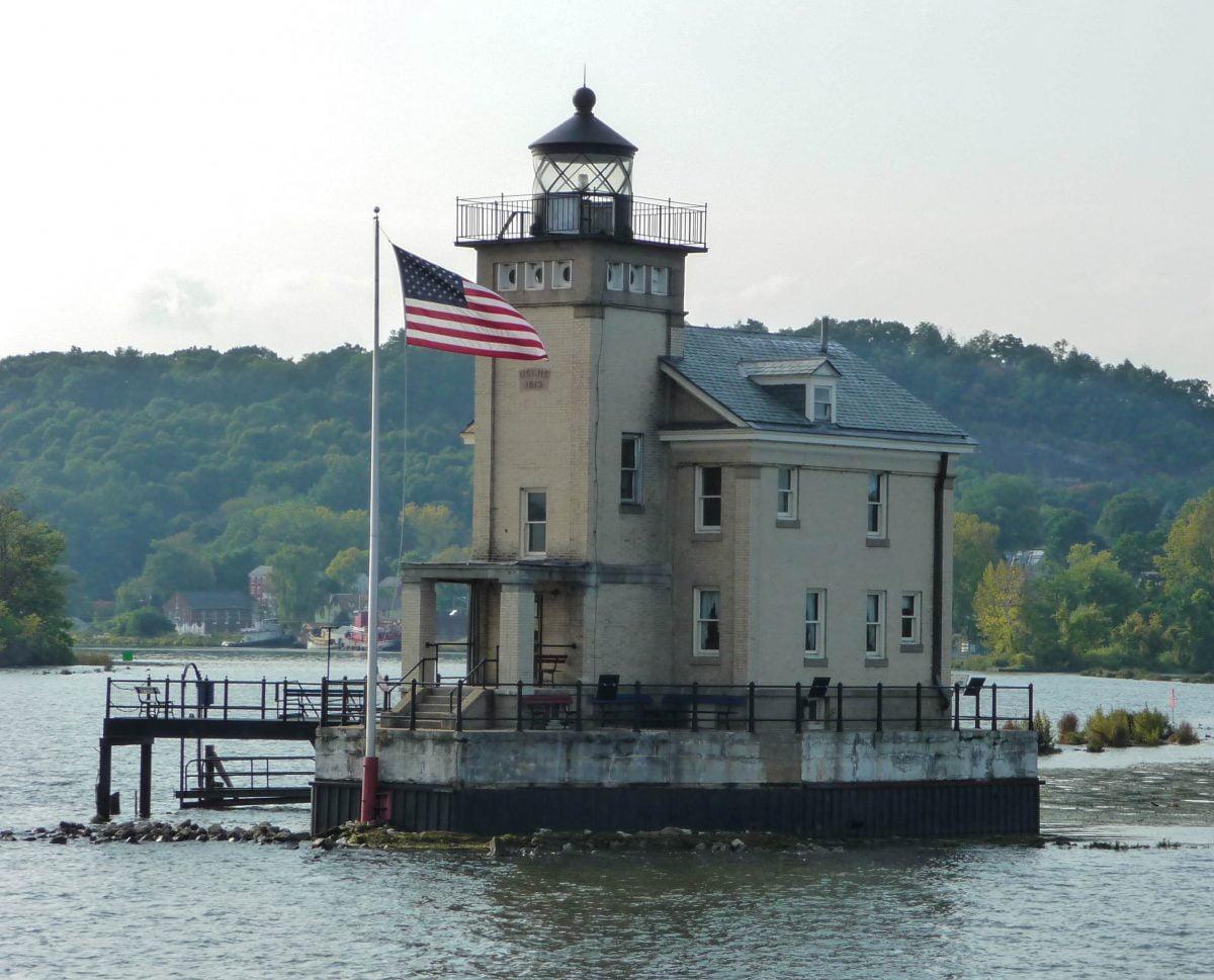 Rondout Lighthouse Kingston