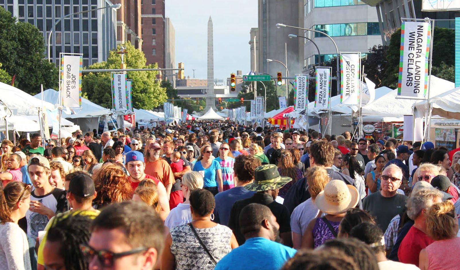 Taste of Buffalo Festival