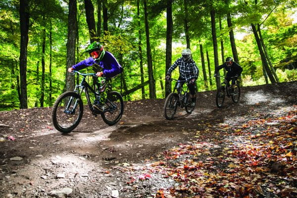 Exploring the Great Outdoors: A First-Timer at Windham Mountain Bike Park