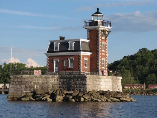 Lighthouses Along the Hudson River