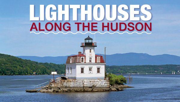 Lighthouses Along the Hudson Header