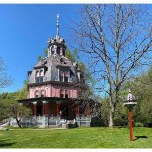 Visit the Armour-Stiner Octagon House