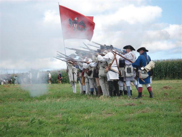 Bennington Battle Day Weekend