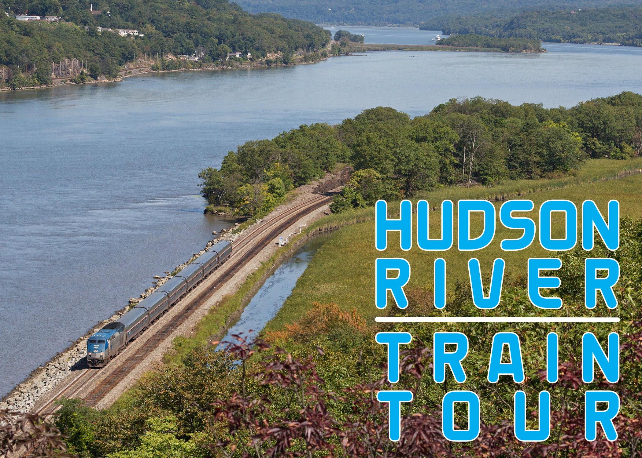 Hudson River Train Tour Header