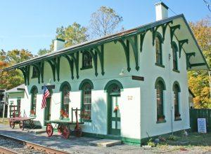 Martisco Station Museum