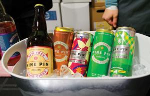 Visit Albany's Nine Pin Cider Works