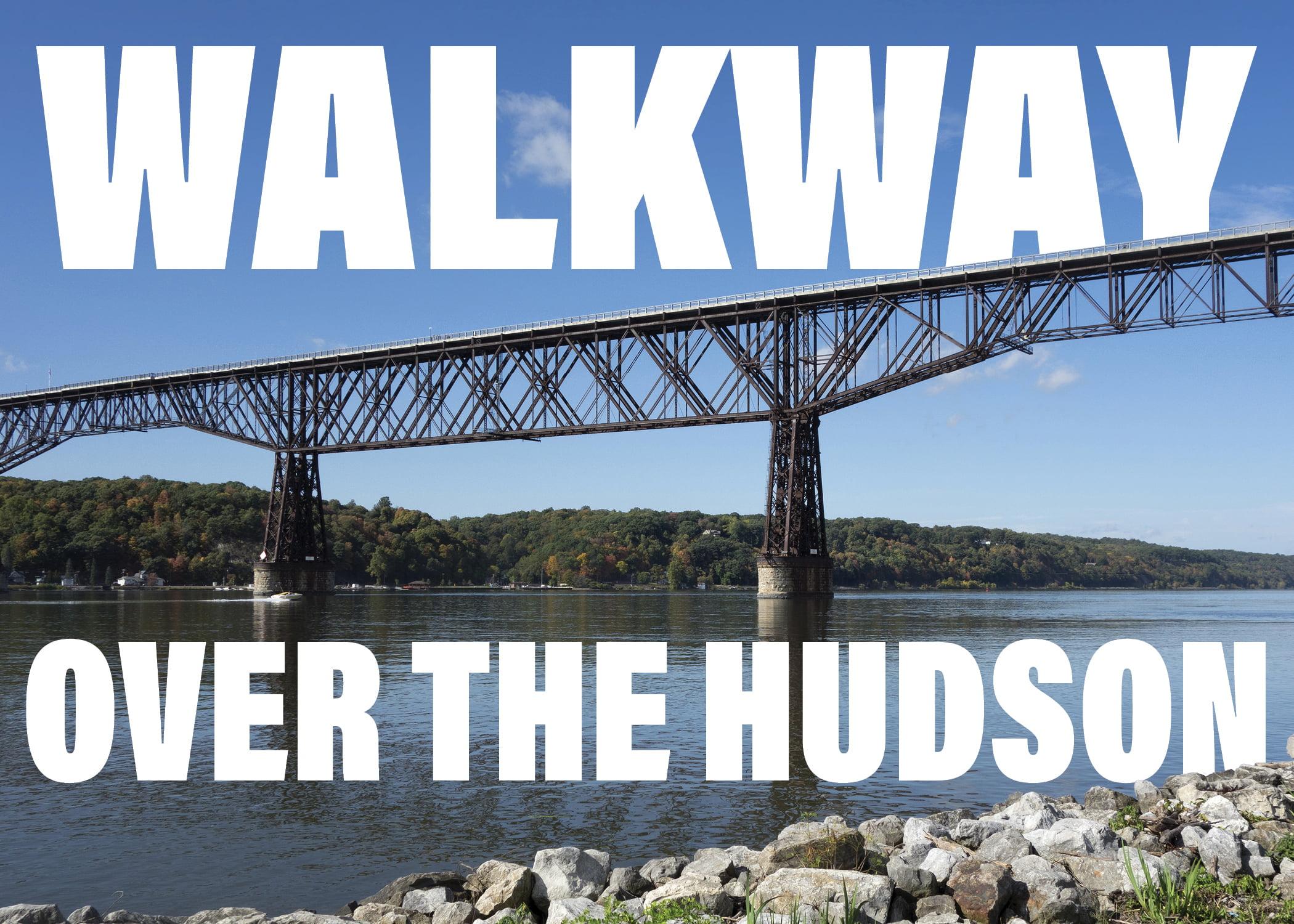 Walkway Over the Hudson Blog Header