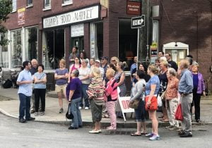 Schenectady County Historical Society's Walking Tours