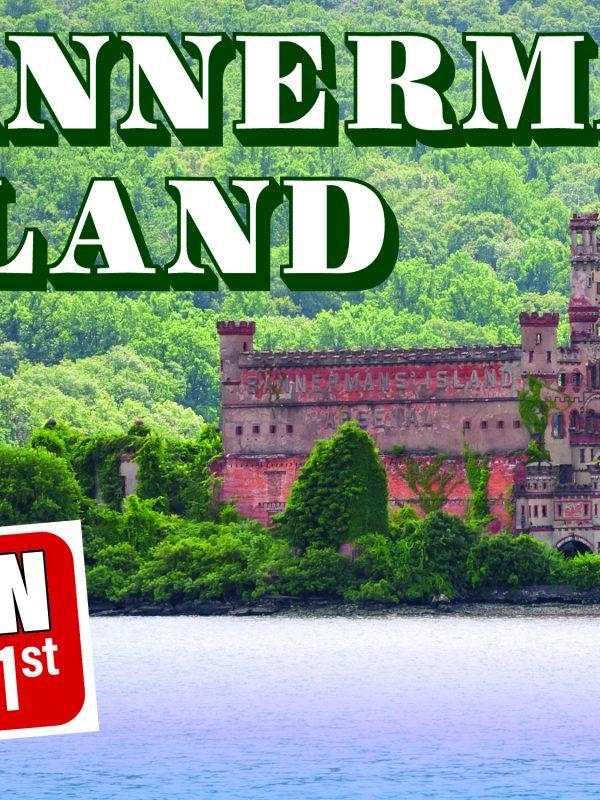 Bannerman Island Blog Header