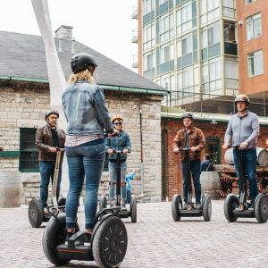 Distillery District Segway Tour