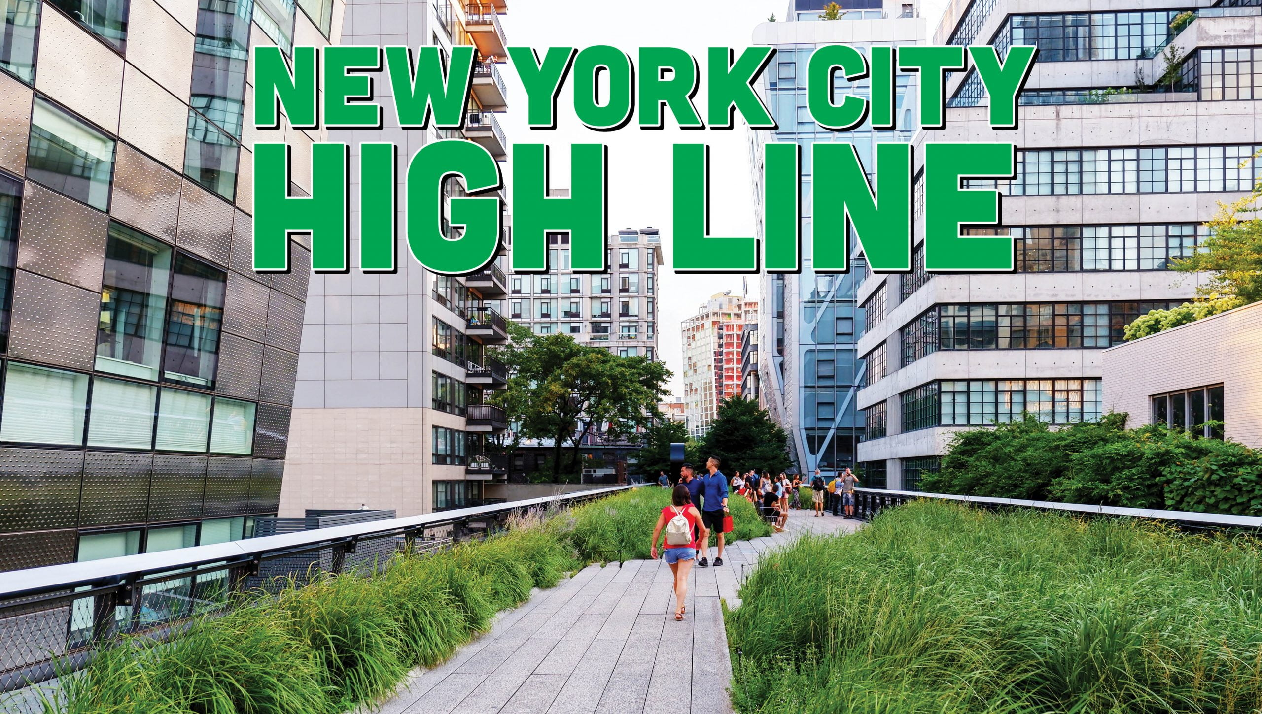 High Line Blog Header
