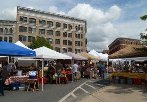 Rutland City Farmers' Market