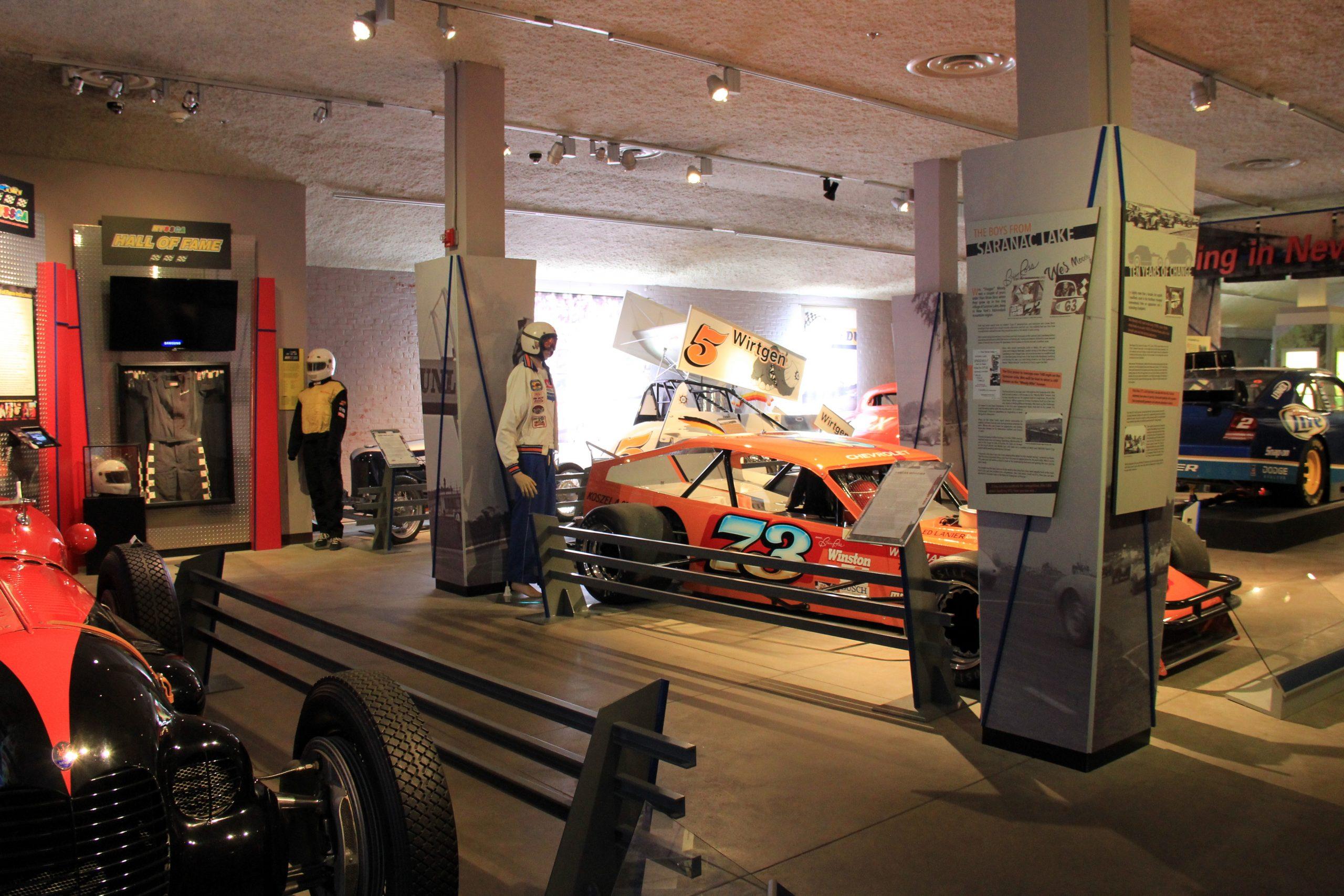Saratoga Automobile Museum