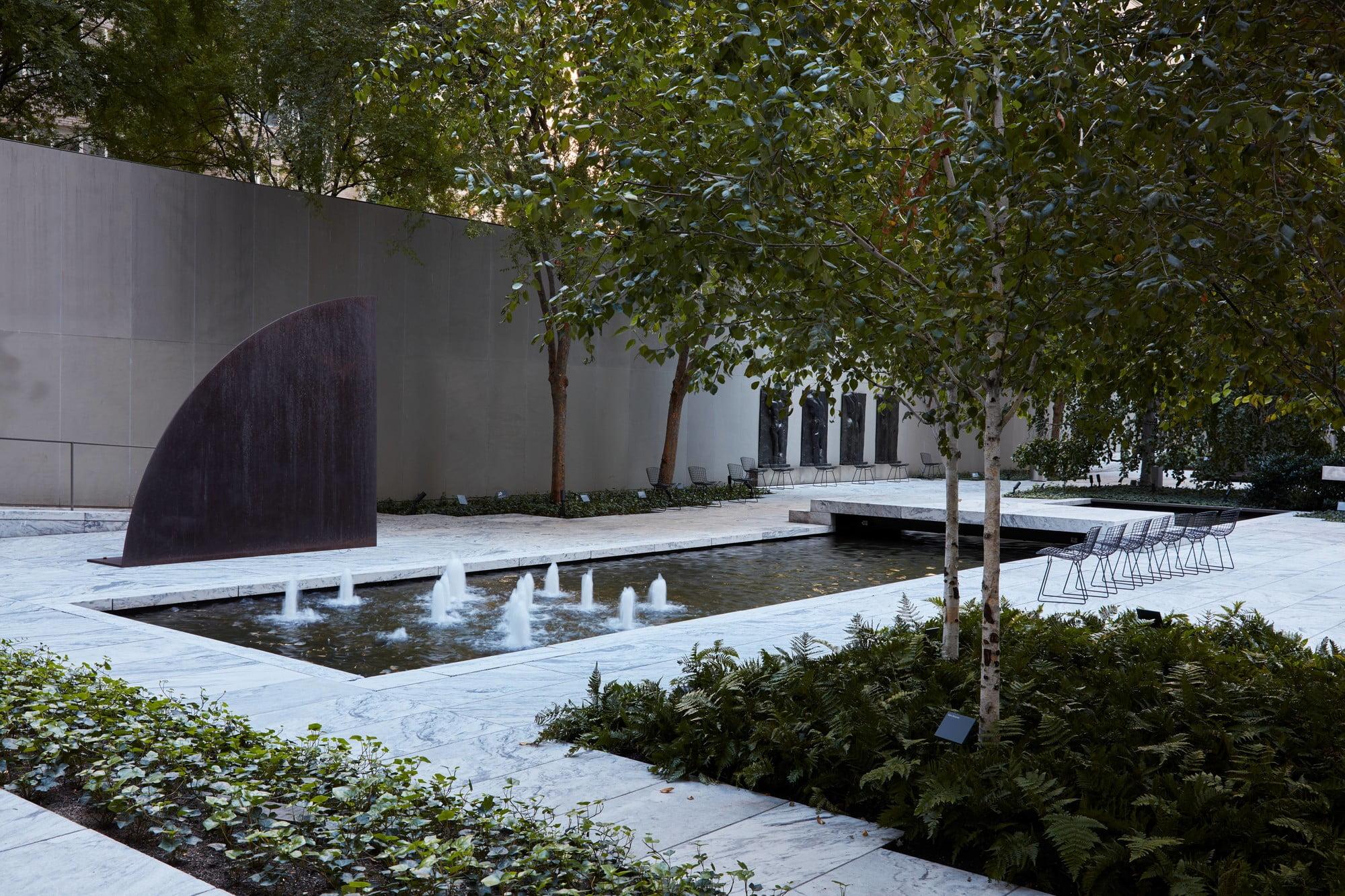Abby Aldrich Rockefeller Sculpture Garden