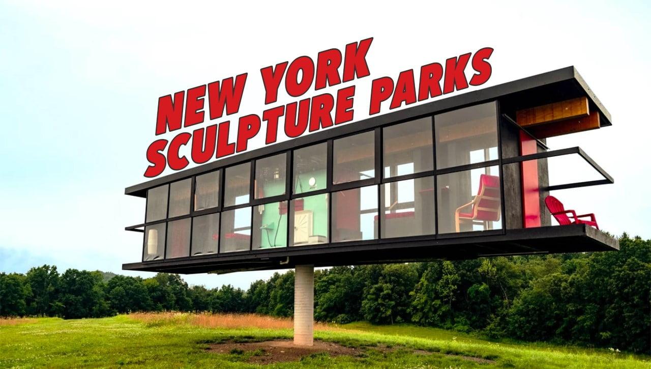 NY Sculpture Parks header