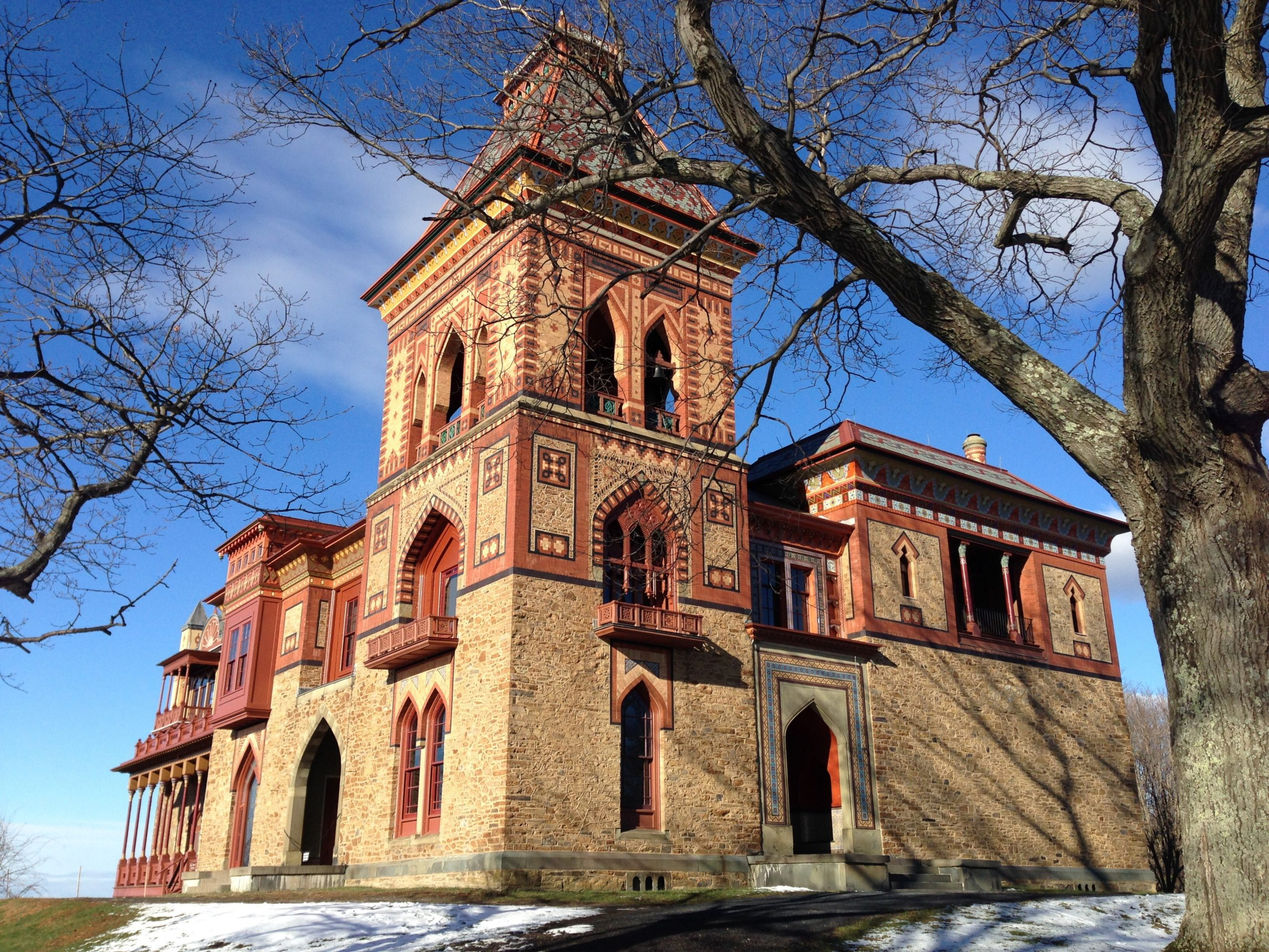 Visiting Olana State Historic Site