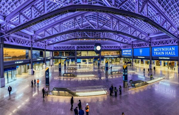8 Things to Know about Moynihan Train Hall