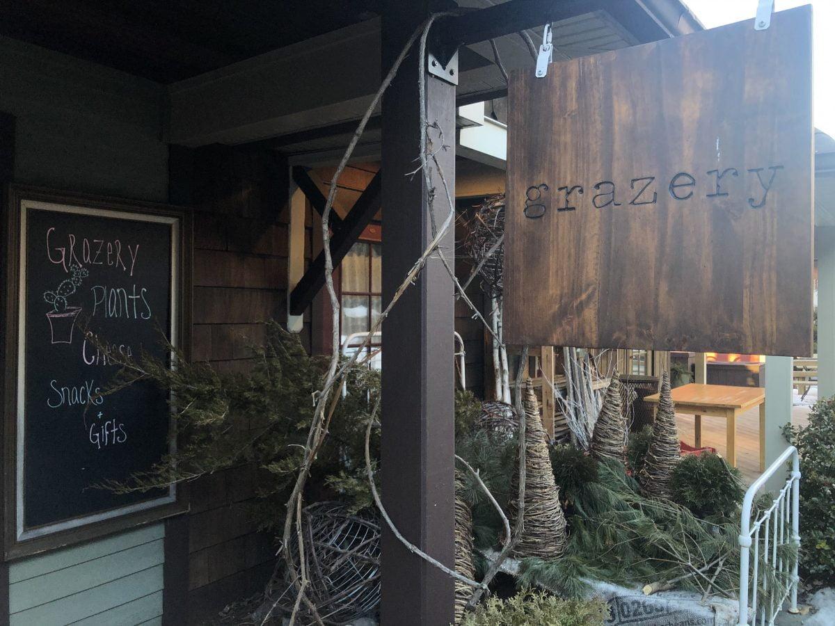 Grazery Restaurant in New Paltz