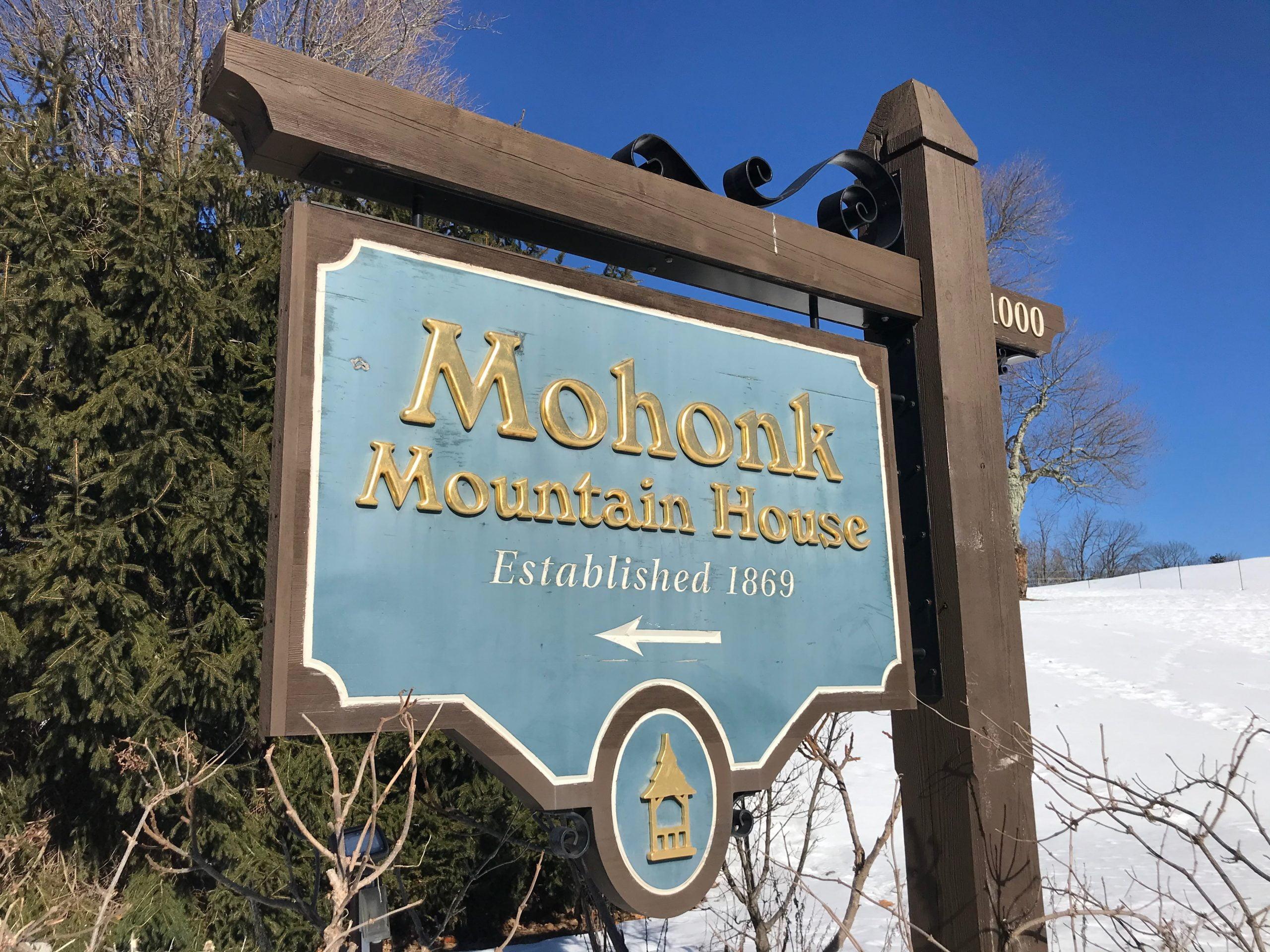 Mohonk Mountain House