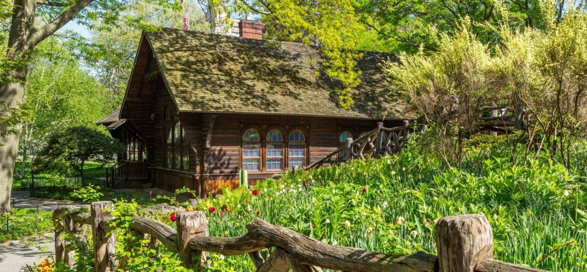 The Swedish Cottage, Marionette Show, Central Park