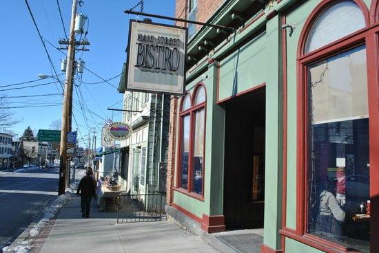 Main Street Bistro in New Paltz