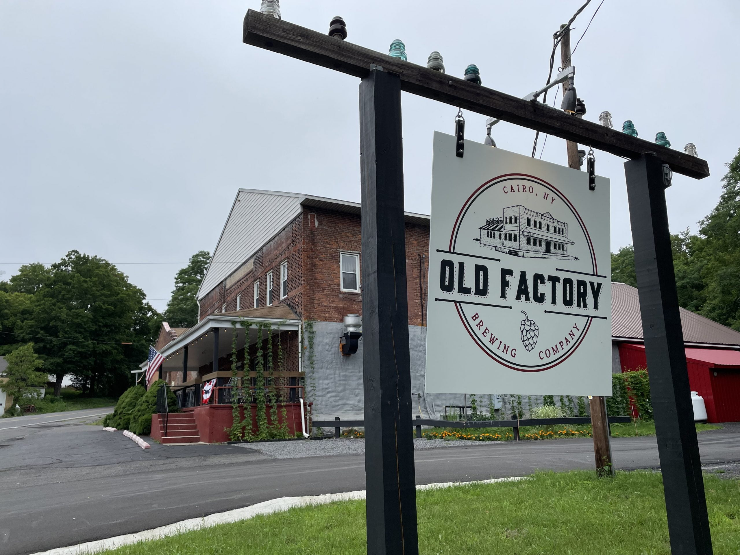 Old Factory Brewing Company