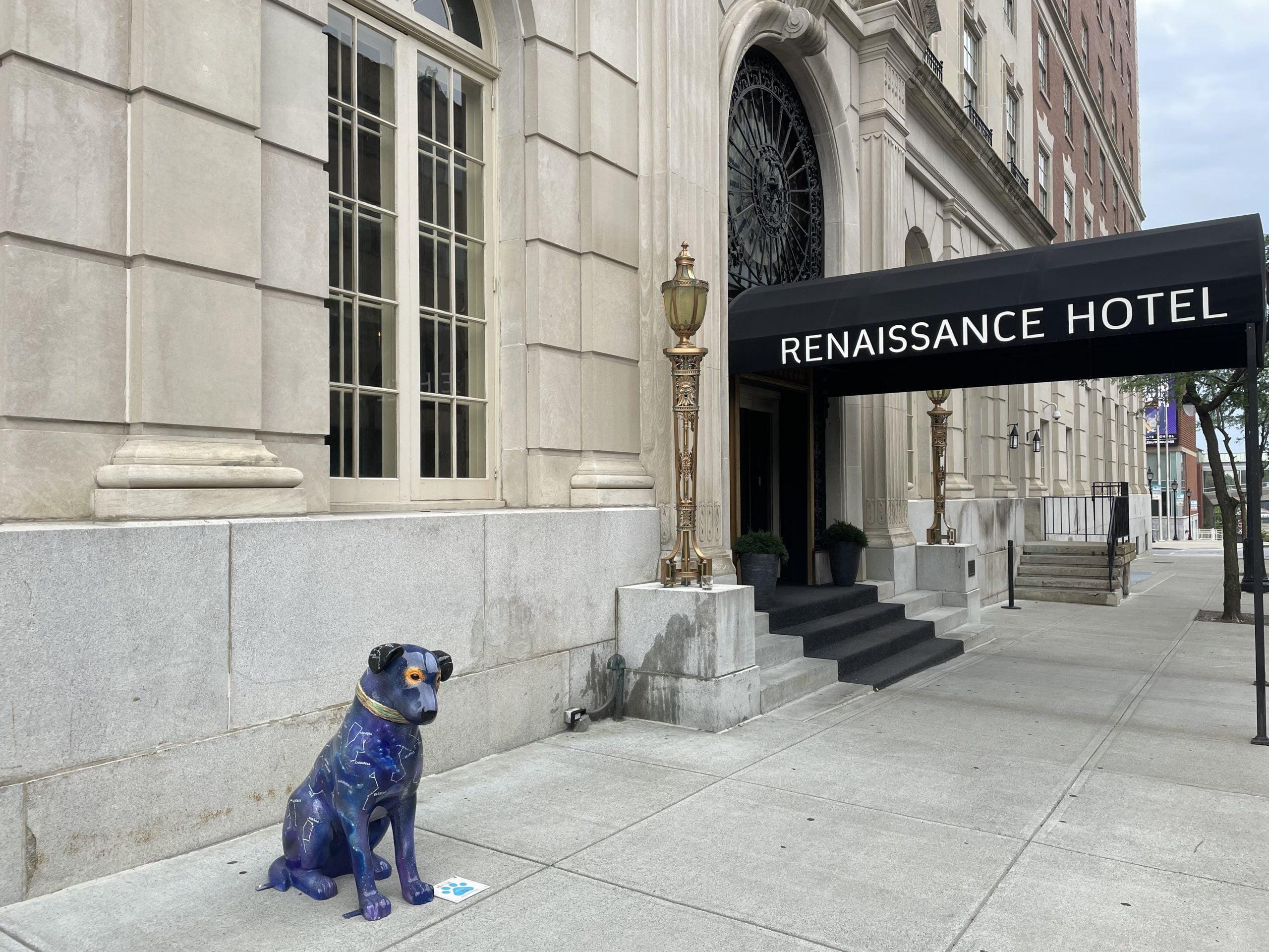 Renaissance Albany Hotel Exterior