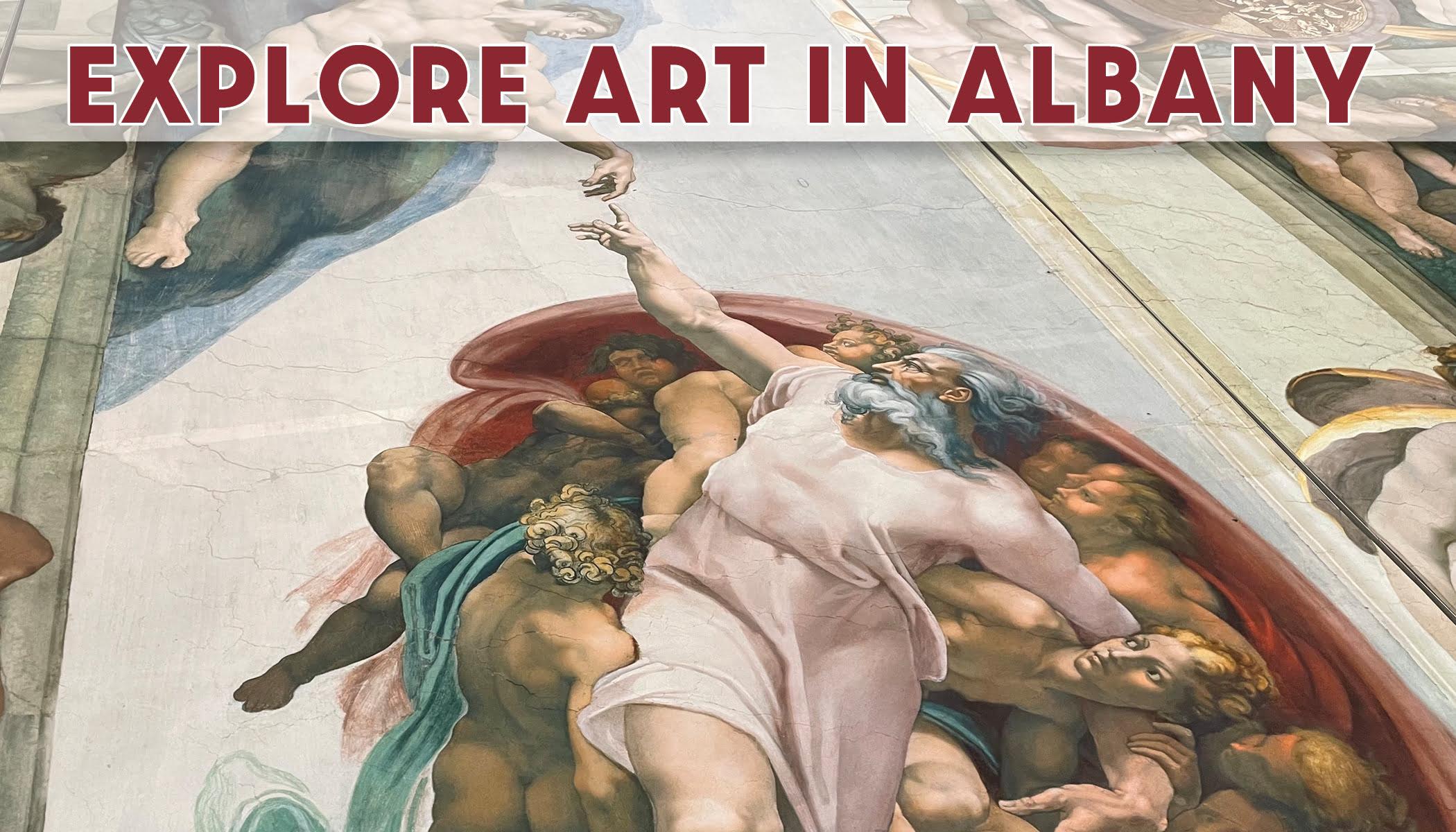 Albany Art Header