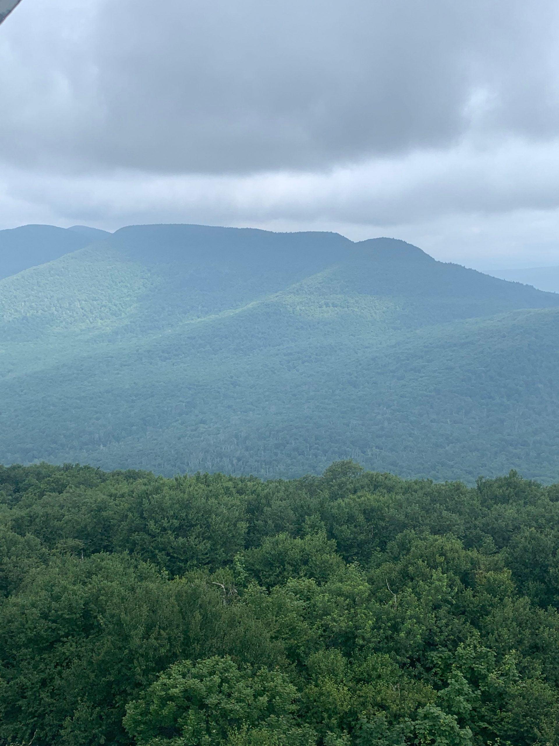 Overlook Mountain Fire Tower