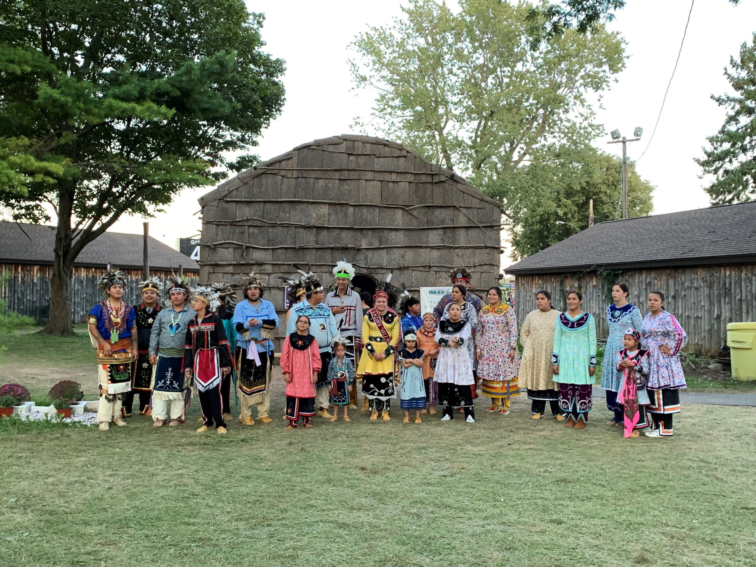 Indian Village @ New York State Fairgrounds
