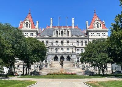 NYS Capitol Building Thumbnail