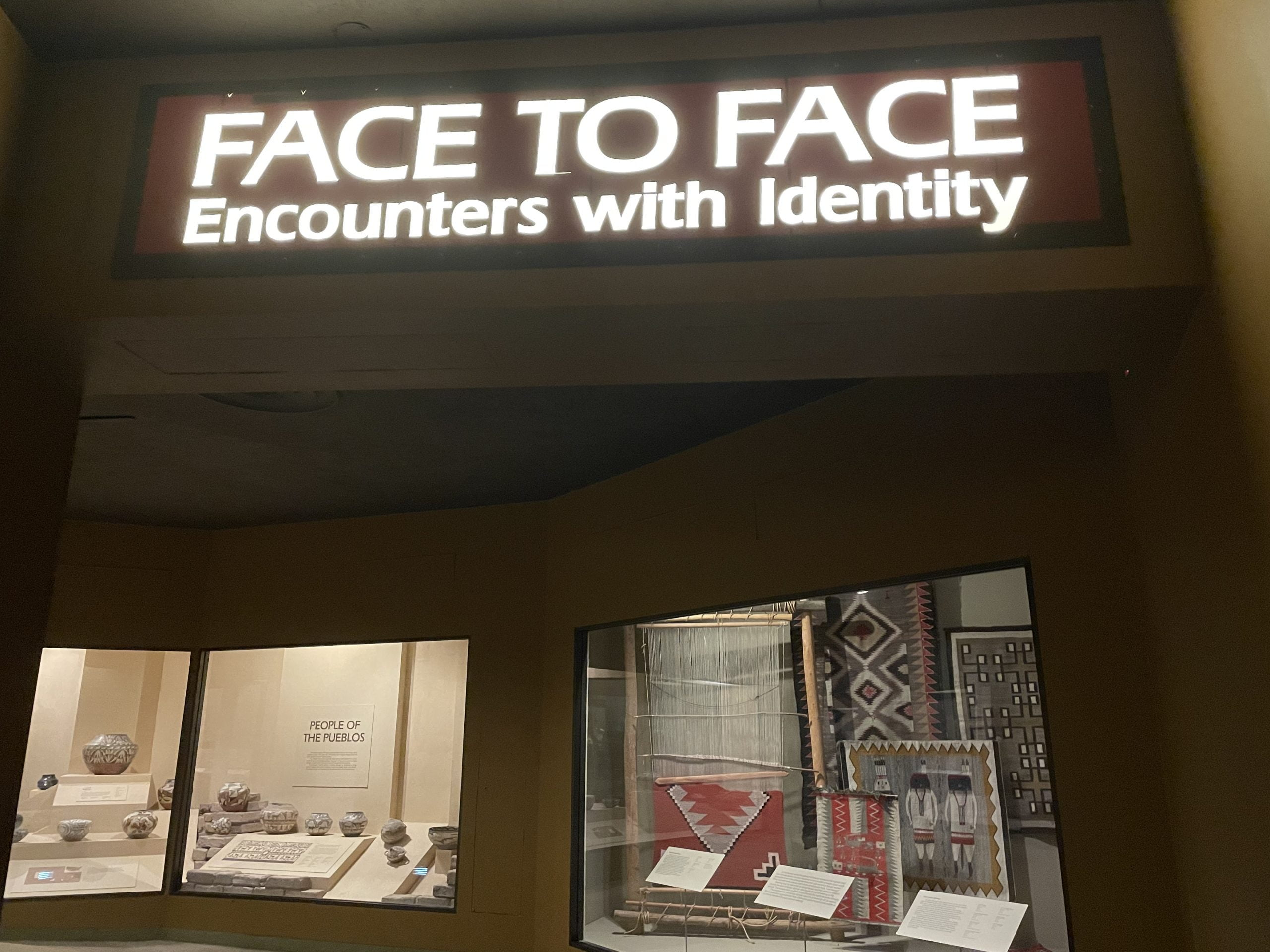 Rochester Museum and Science Center, Face to Face