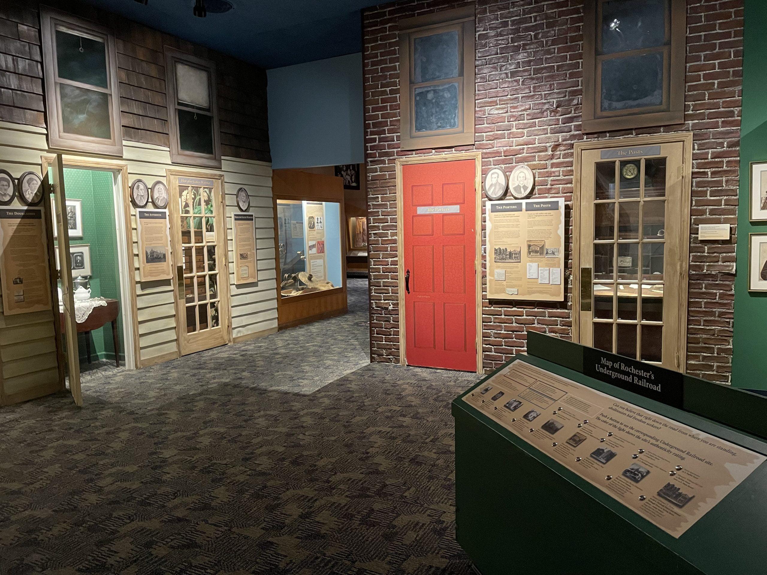Rochester Museum & Science Center, Underground Railroad