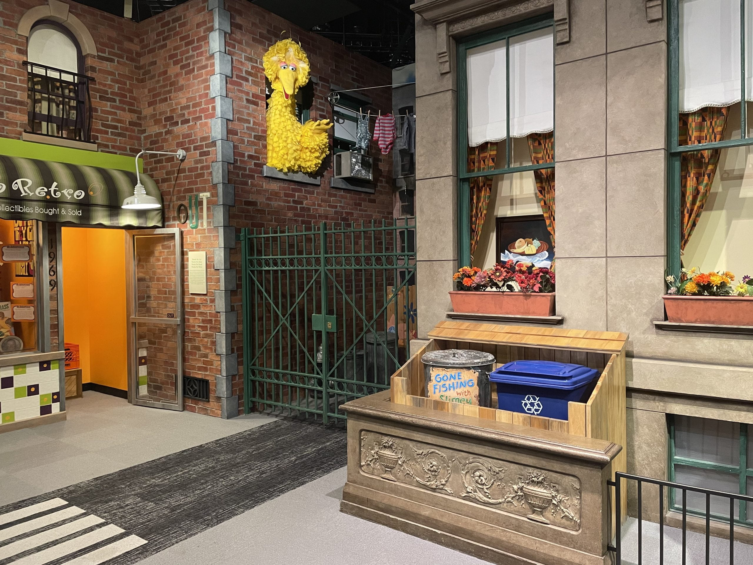 Strong National Museum of Play, Sesame Street