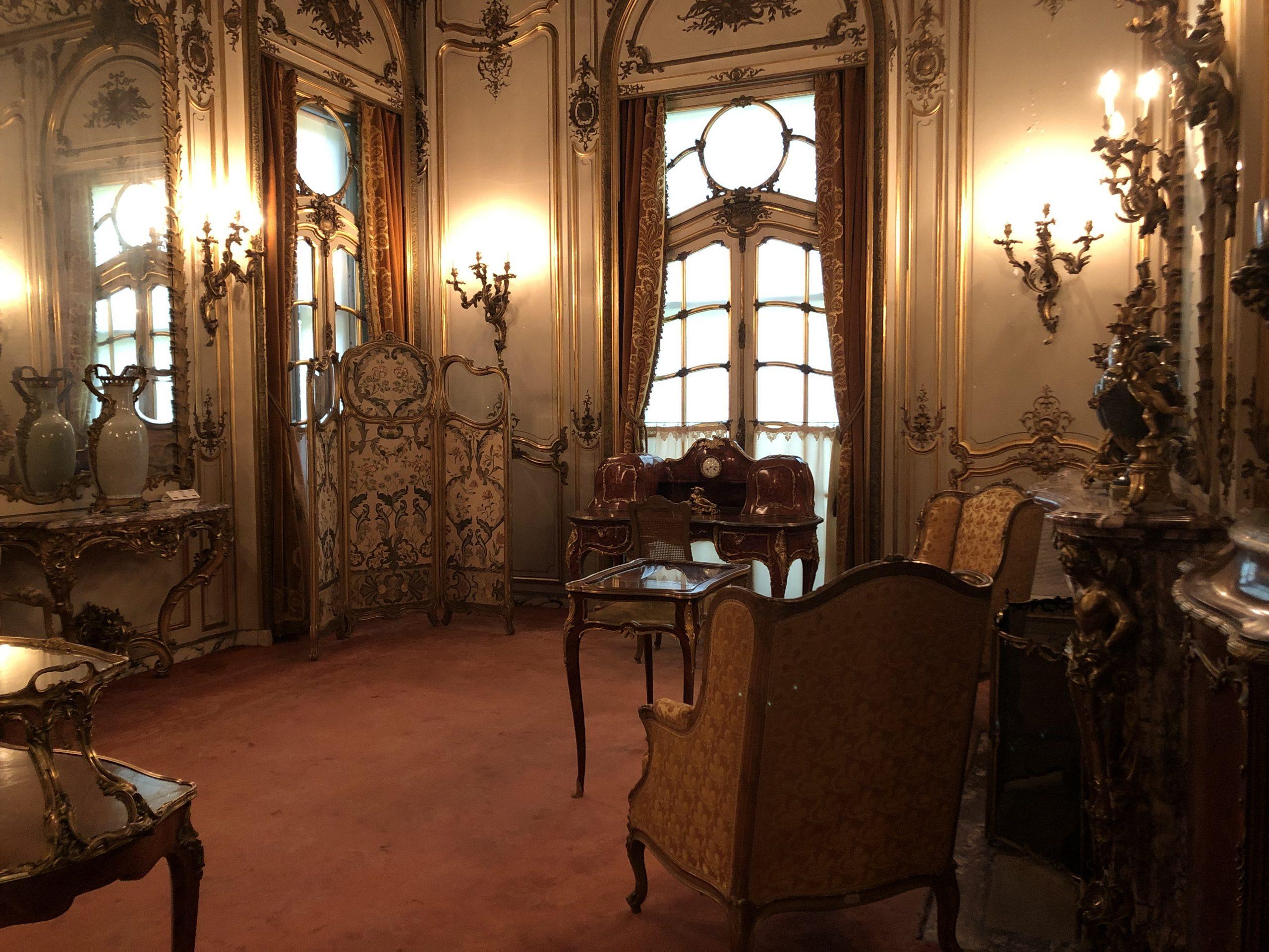 Vanderbilt Reception Room