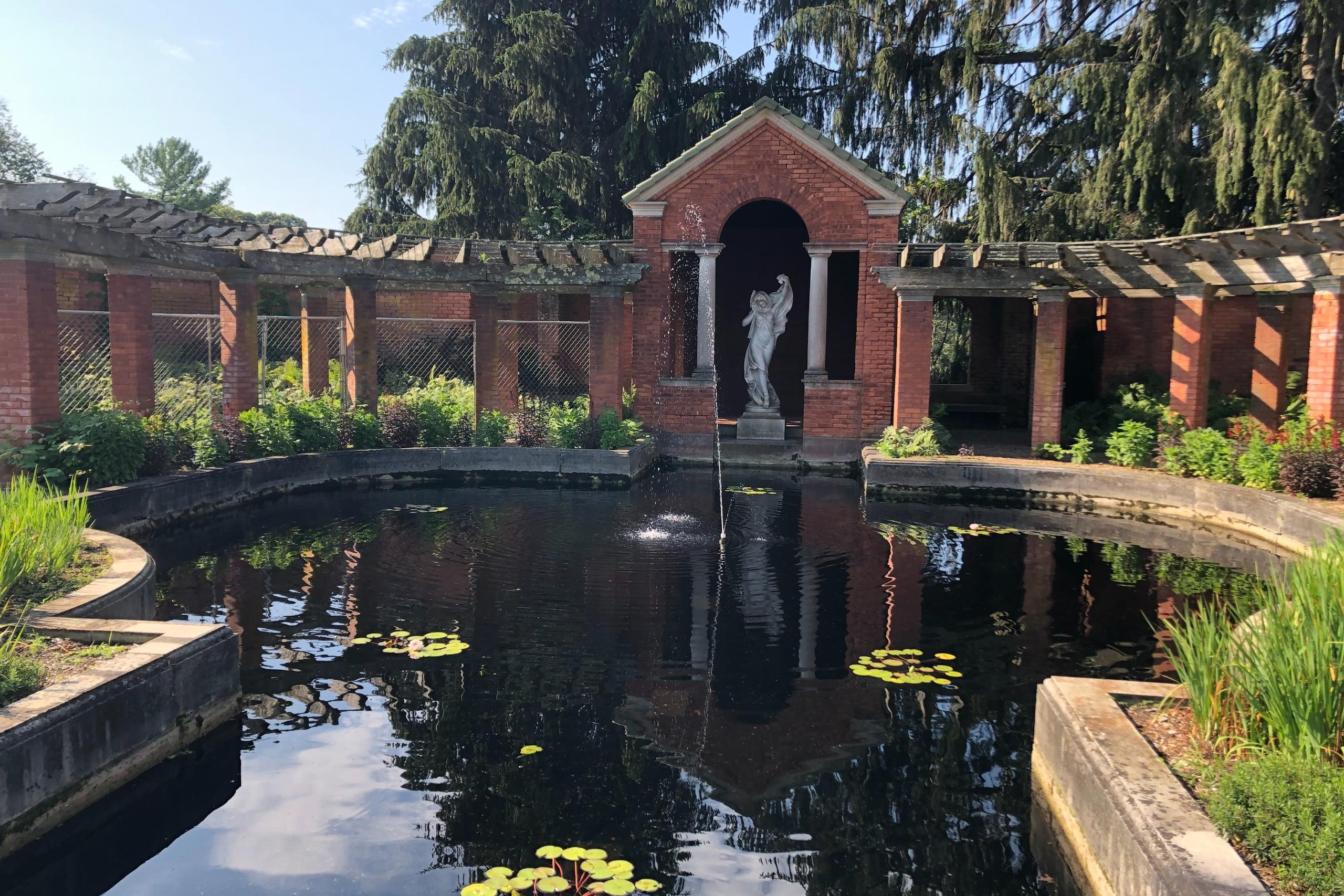 Vanderbilt Reflecting Pool