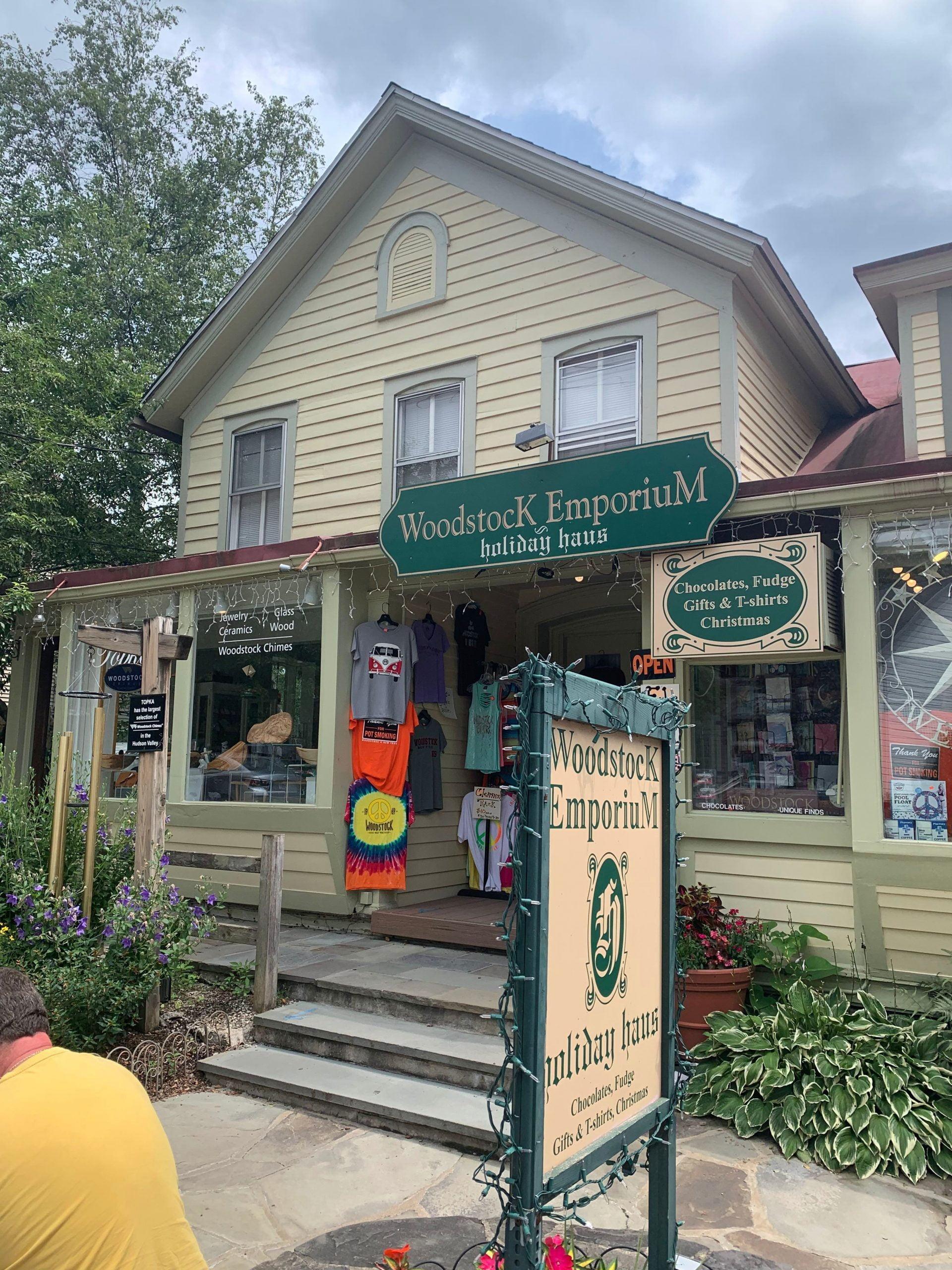 Woodstock Emporium and Christmas Haus