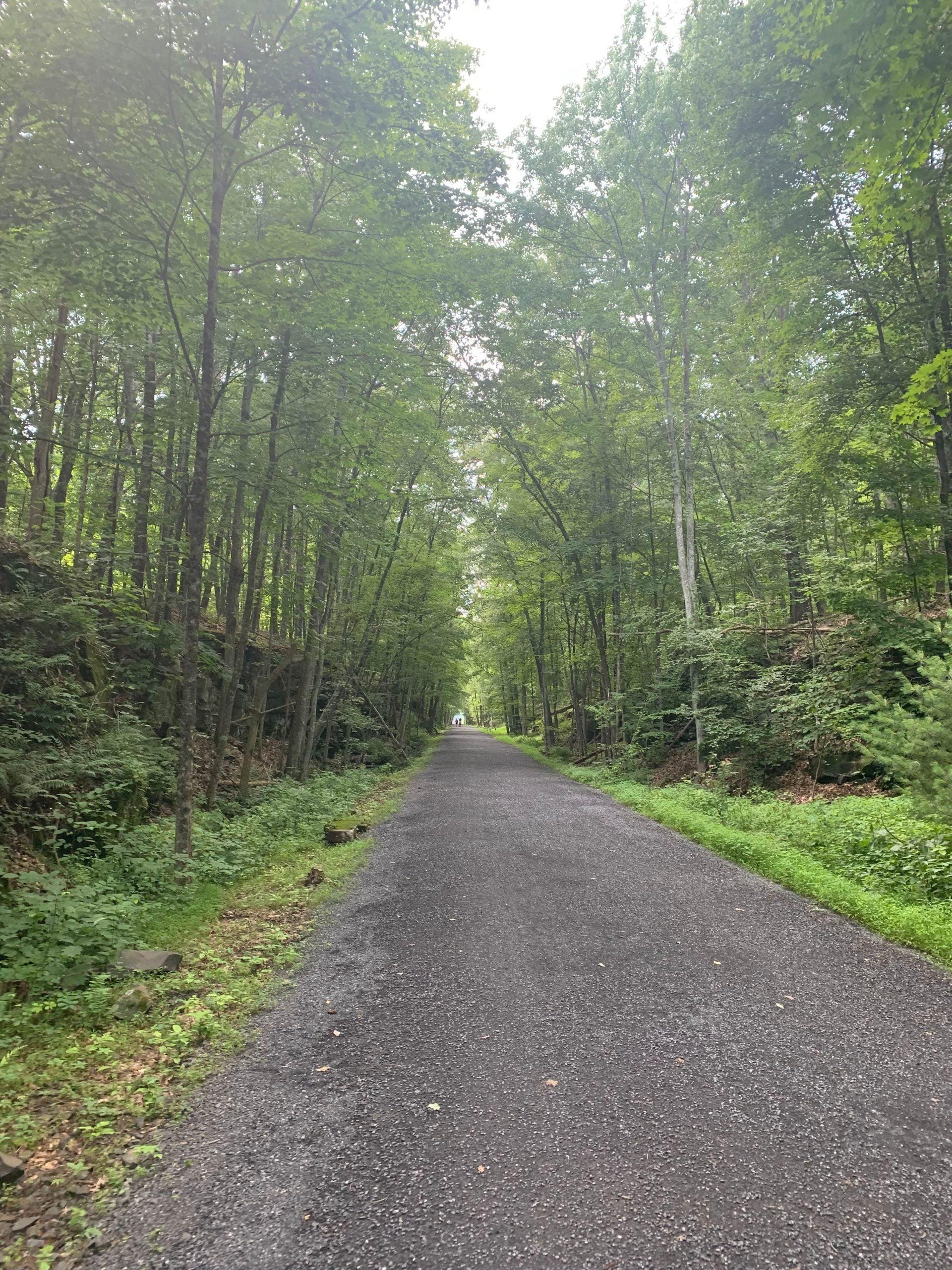 Ashokan Reservoir Rail Trail