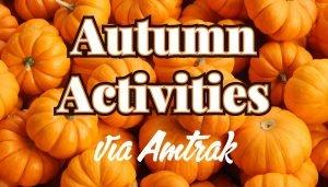 Autumn Activities Blog Header