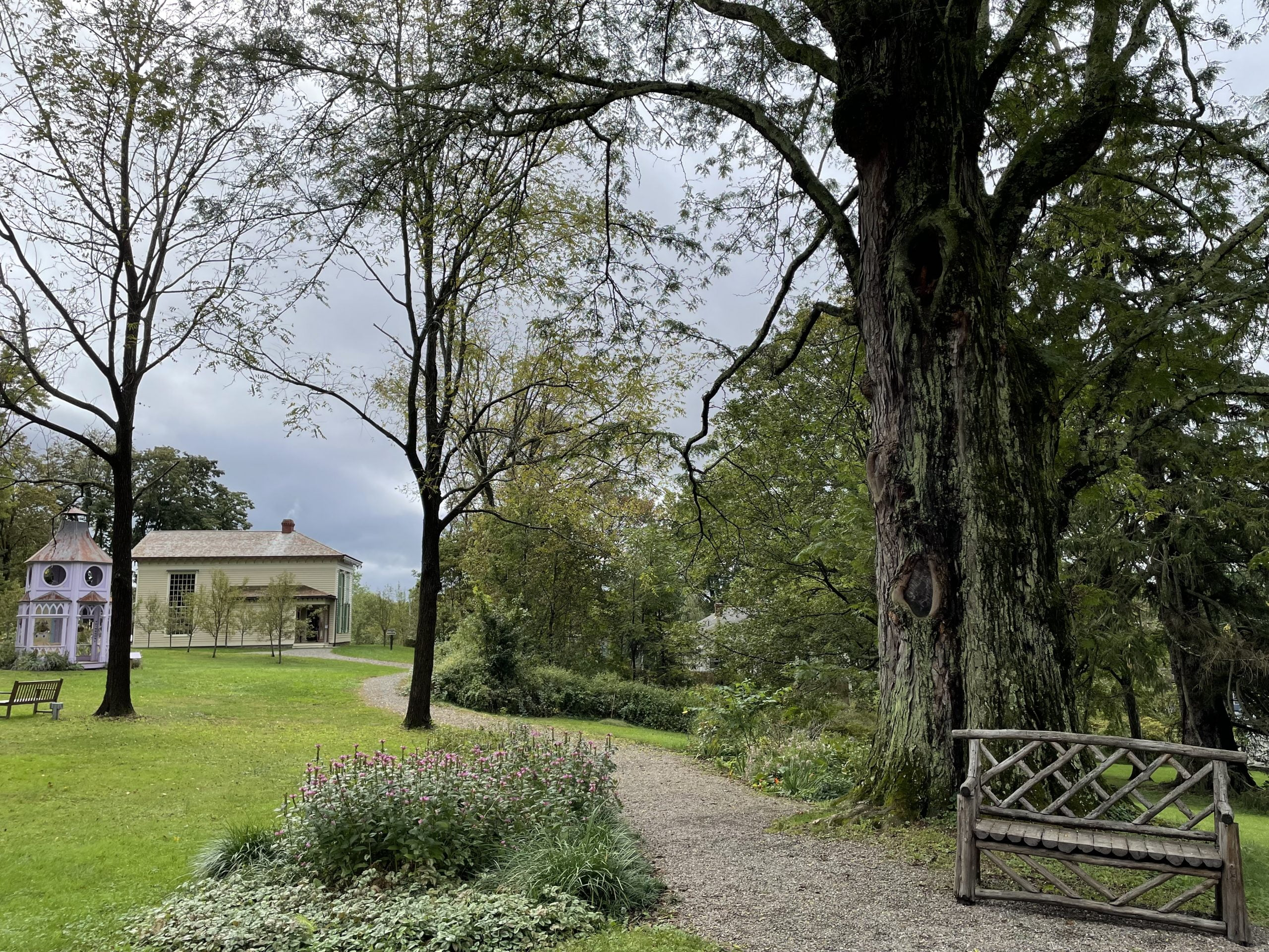 Thomas Cole National Historic Site Outdoors