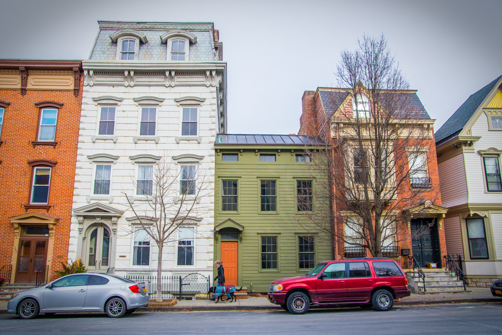 Hudson: City of Re-Imagined Charm—Photo by Arian Horbovetz | Columbia County, NY | New York By Rail