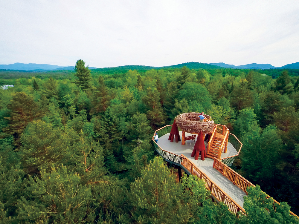 The Wild Center at Tupper Lake